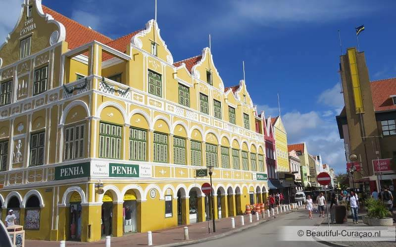 Centrum Willemstad