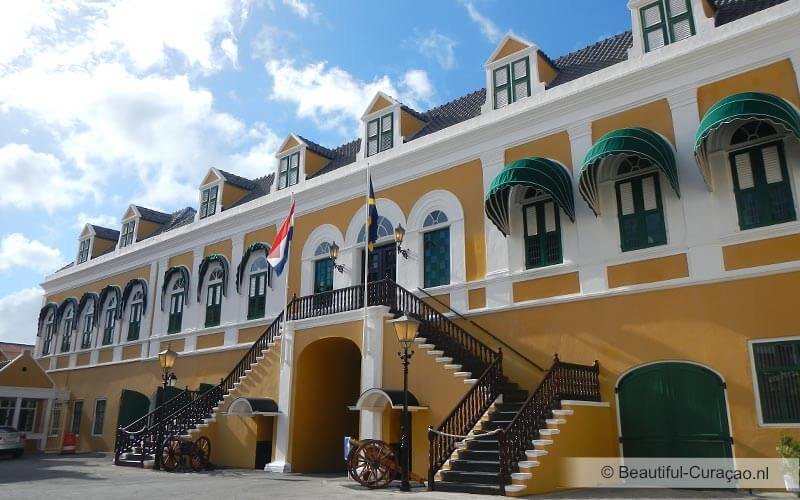 Fort Amsterdam Curaçao